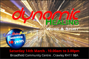 Healing Dynamic: Word & Spirit